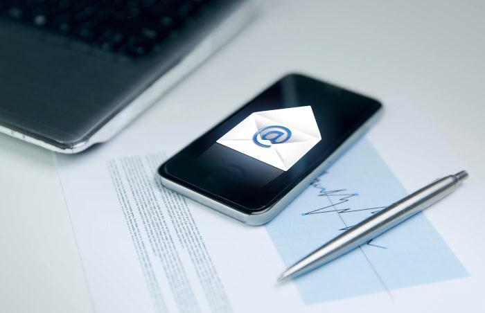 elektronické podepisování emailů